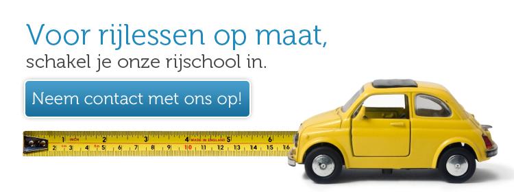 Rijschool in Utrecht